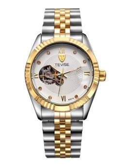 Tevise 8391A Top Brand Luxury Digital Casual Watch Men Business Wristwatch Automatic Mechanical Fashion Wrist Watches - intl