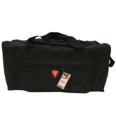 Theo Travel Bag Jumbo - Hitam