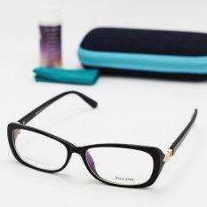 Tiffany Kacamata Wanita/Cewek 6087 [Hitam]