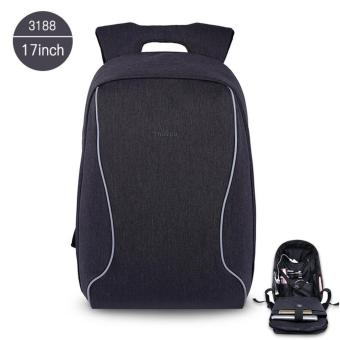 Tigernu 17 Inches Anti-theft Laptop Backpack for 12-15.6inches Laptop 3188 - intl