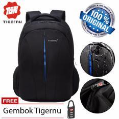 Rp 264150 Tigernu Tas Ransel Laptop Anti Theft Waterproof Backpack