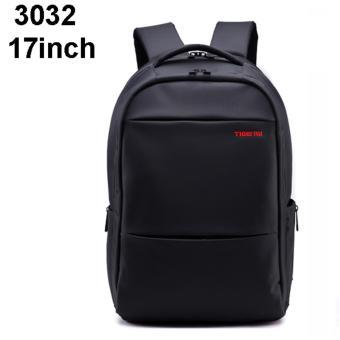Tigernu Unique High Quality Water Resistant Nylon 17 Inch Laptop Backpack Men Women Computer Notebook Bag