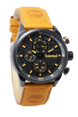 Timberland Jam Tangan Pria Kuning Leather Strap TBL13910JS-19IDR2714000. Rp 2.757.100