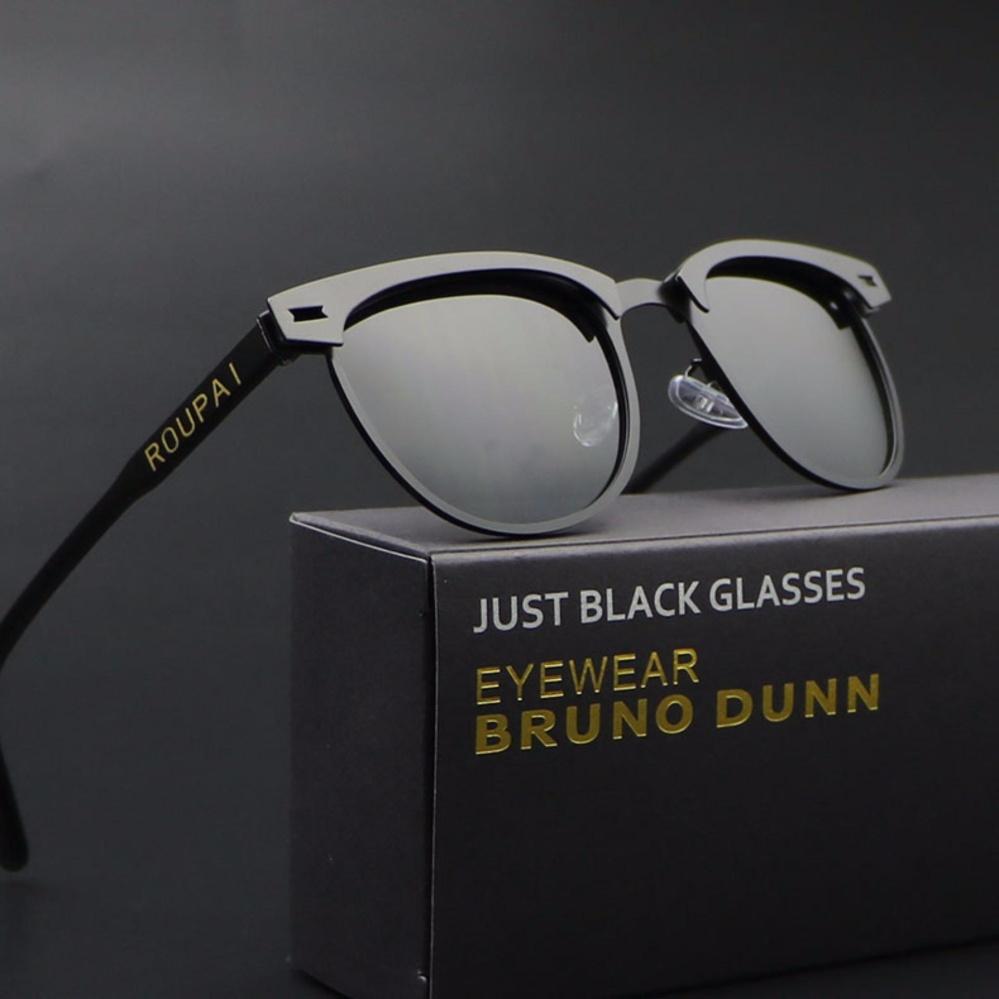 ... TOP Brand Women Sunglasses 2017 HD Polarized Lens Vintage Eyewear 0911 ( black frame grey lens ...