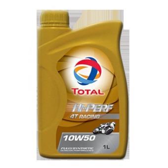 TOTAL OIL Oli Motor Hi-Perf 4T Racing 10W50