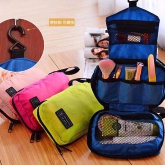 Travel Bag Organizer Travel Mate Tas Kosmetik - Hijau