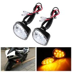 Turn Signal LED Indicator Light Lamp Flush For Yamaha YZF R1 R6 FZ1 FZ6 - intl