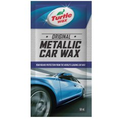 Turtle Wax - Metallic Car Wax SACHET