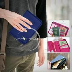 Ultimate Card Id Holder  / Passport Wallet / Dompet Paspor / Cover Paspor / Passport Holder PW 55-02