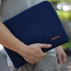 ULTIMATE Tas/Bag/Cover/Softcase/Backpack Laptop pria/wanita Classic 14 inchi - DARK BLUE