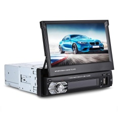 Universal 9601G 7.0 inch TFT LCD Screen MP5 Car Multimedia Player with Bluetooth FM Radio GPS
