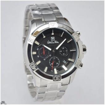 Valentino Rudy VR101-1332 (Silver + Hitam)