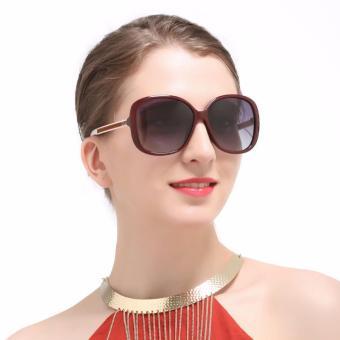 VEITHDIA Paduan Kacamata Hitam Pria Laki Kacamata Cermin Lensa Terpolarisasi Pengemudi Mengemudi Memancing Kolam Kacamata 3088