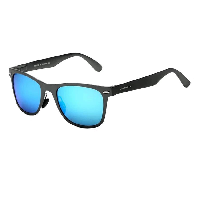VEITHDIA Pria Merek aluminium kaca terpolarisasi matahari KacamataKaca Mata  mengemudi aksesoris kacamata wanita . cbf210a406
