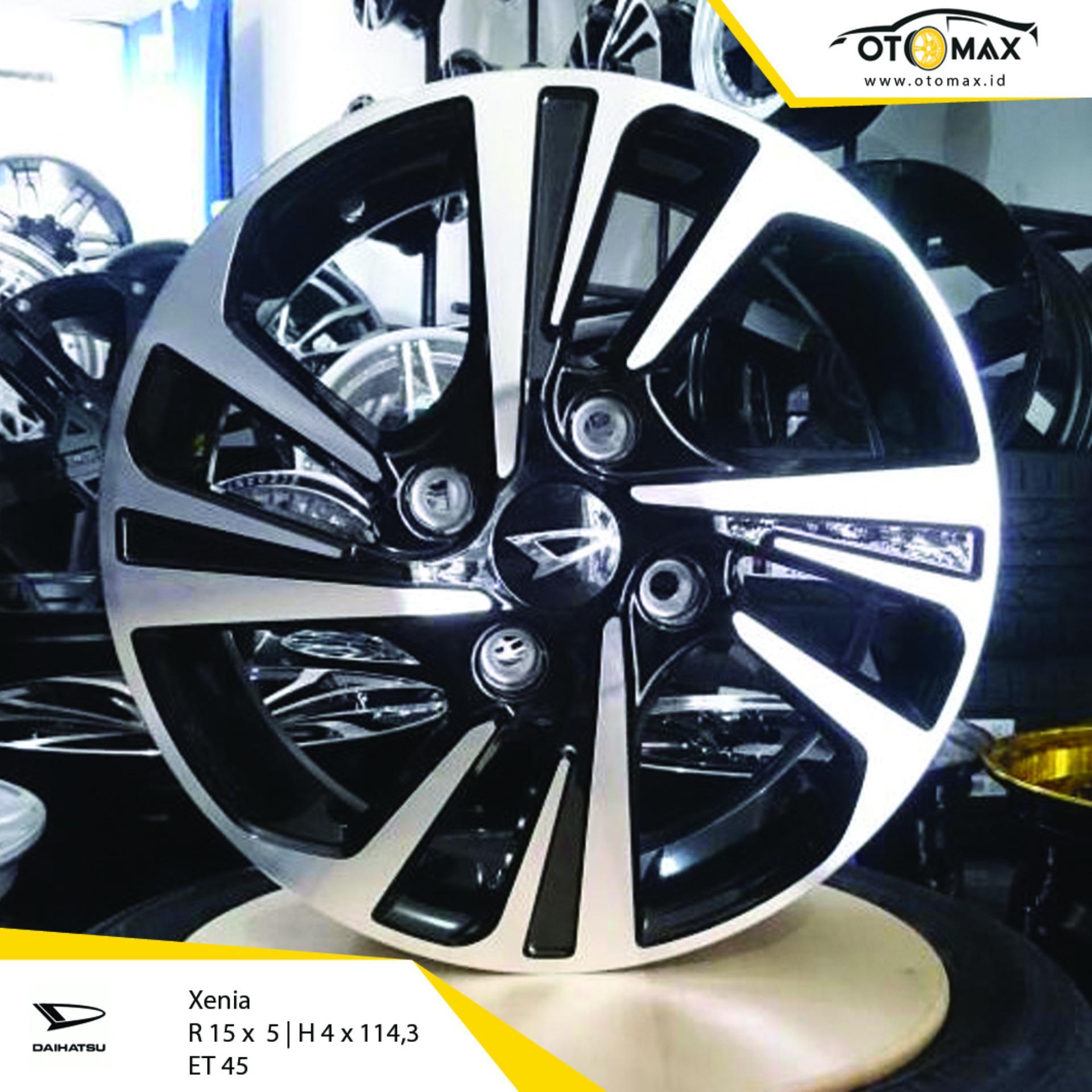 Anggaran Terbaik Velg Mobil Daihatsu Xenia Sporti Ring 15 Daftar Harga Wheel Protector Pelindung List Universal