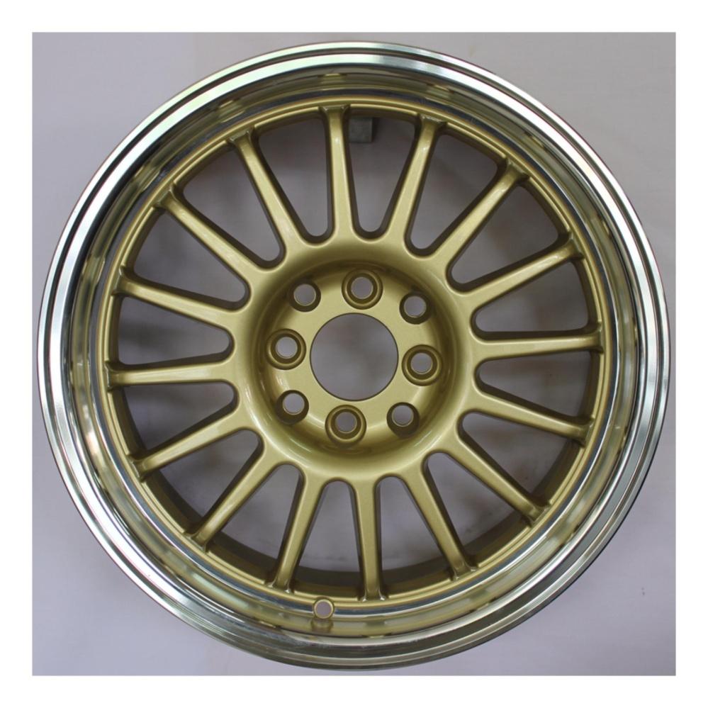 Wheel Protector Merah Pelindung Velg List Hitam Universal Mobil Replica K Speed Rota Track R Rims 16 Gratis Pemasangan