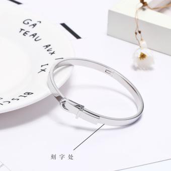 Versi Korea dari sabuk gesper gelang
