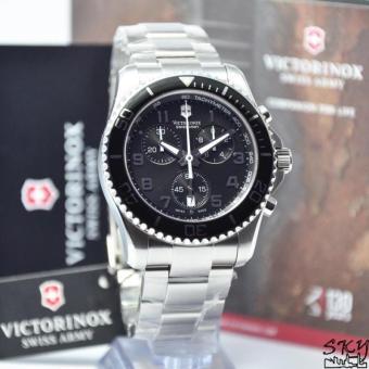 Victorinox Swiss Army Maverick Chrono 241432 (Silver)