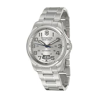 Victorinox Swiss Army Men's 241372 Officers Mechanical Self-Winding Watch - intl