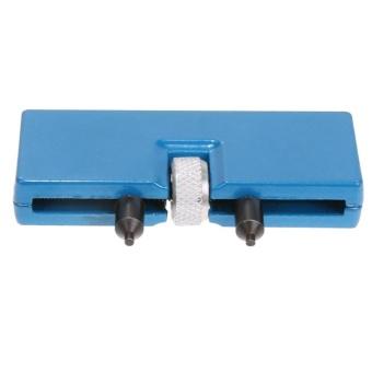 Watch Adjustable Opener Back Case Press Closer Remover Repair Tool (Blue) - intl