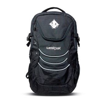 Westpak Bag - Tas Backpack Punggung Laptop Raincover Daypack