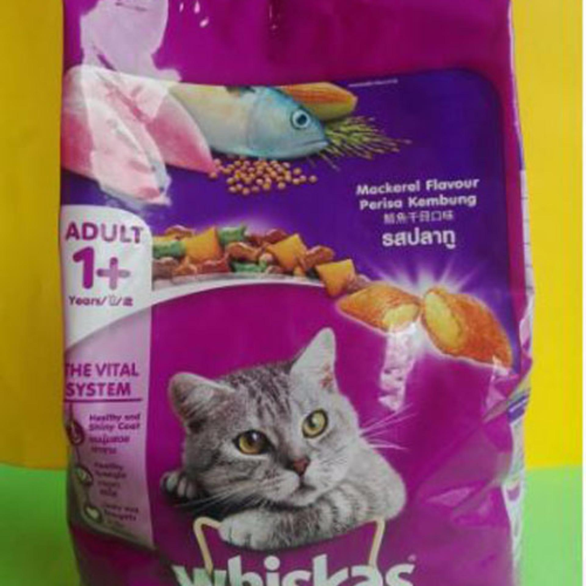Makanan Kucing Whiskas Chicken Tuna Wet Food Wiskas 85 Gram Isi 24 Pack Pouch 85gr Rasa Grilled Saba Sachet White Fish Source Nutrisup Chunks