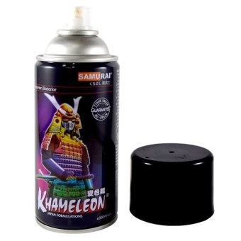 Whiz Samurai Automotive Motorcycle Car Paint - Cat Semprot MotorMobil Spray Aerosol Paint - Khameleon T500**** - 3D Paint Aerosol -Warna Bunglon