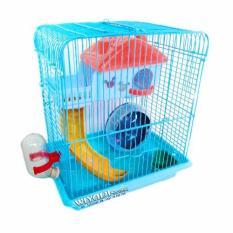 WiyadiStore - Kandang Hamster K34 - Biru