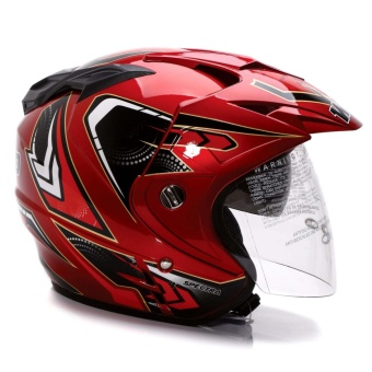 WTO Helmet Impressive - Spectra - Candy Red - 4