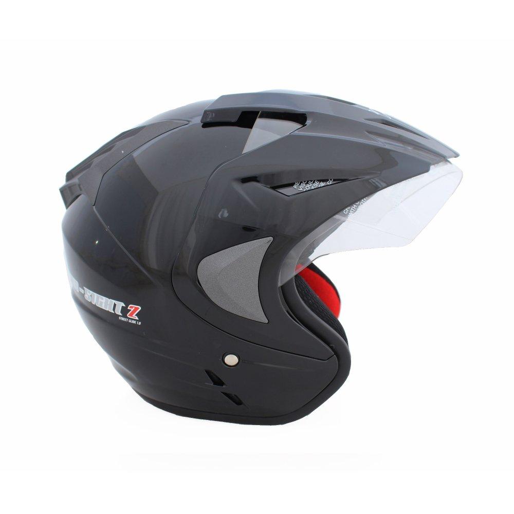 Terbaik Murah Wto Helmet Pro Sight Hitam Promo Gratis Jaring Helm All A