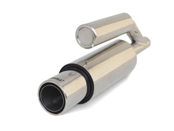 X-Gen Knalpot Mobil Silent Double Ring - TK S-4030-XDR