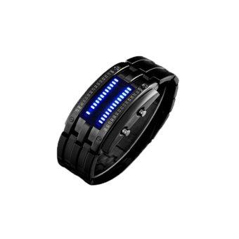 Perhiasan Silikon Band Tali Pengikat Untuk Samsung Galaxy Gear S2SM-R720( Hitam) .
