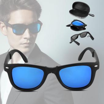 Ahim Shop – UV400 Kacamata Fashion Sports Stylish Pria Wanita – Sunglasses  Dragon . Source · XCSOURCE Fashion Unisex Foldable Sunglasses UV400  Protection ... afdfb83f6e