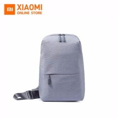 Xiaomi Minimalist Shoulder Crossbody  Bag Tas Selempang Xiaomi Small Size Shoulder Type Unisex Backpack with 4L Capacity School Bag