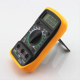 XL-830L Handheld LCD Digital Multimeter 3 1/2 Voltmeter OhmmeterMultitester F7 - intl - 3