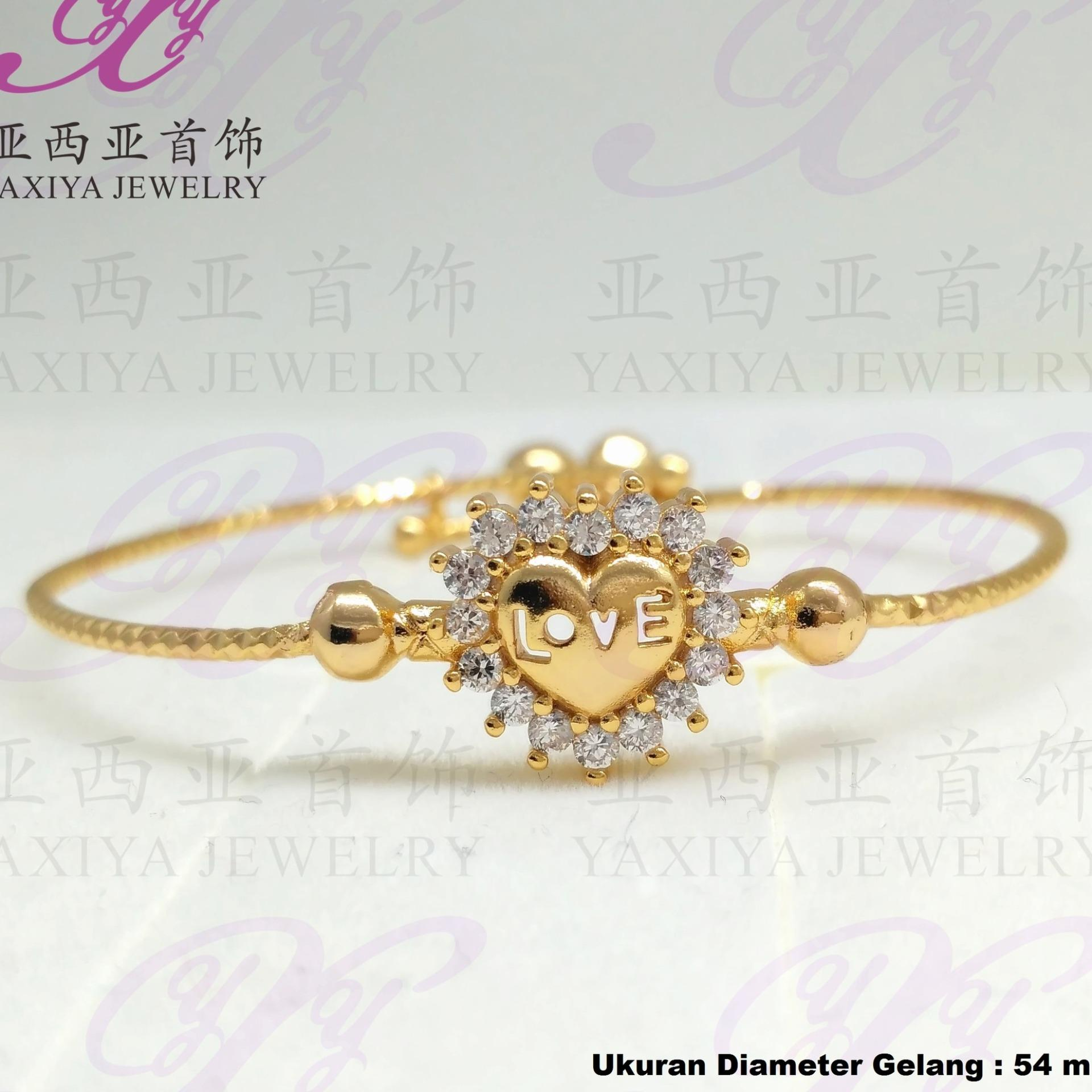 Xuping Gelang Gold 18k