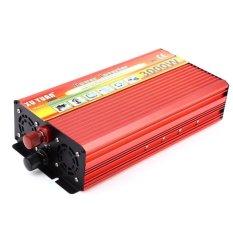 Rp 1423000 XUYUAN 3000 W Solar Car Power Inverter DC 24 V Ke AC 220