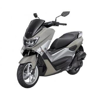 Yamaha N-Max - Sureme Gunmetal - Abu-Abu - Khusus Jakarta