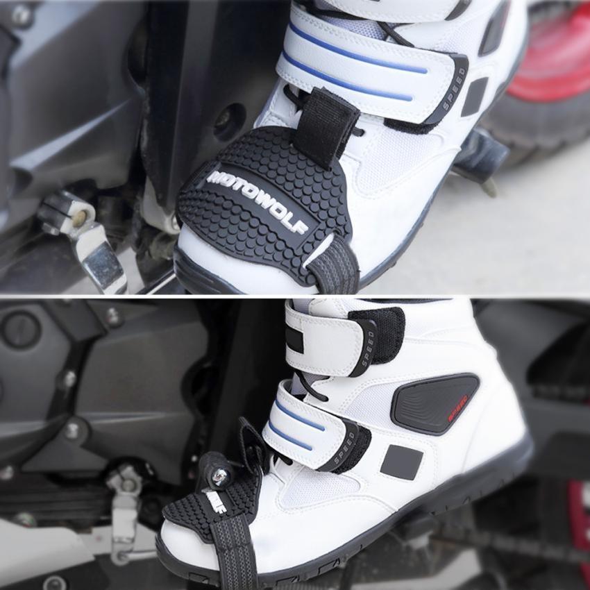 ... YOSOO Motorcycle Protective Gear Shift Pad Protector Shifter Guards- intl ...
