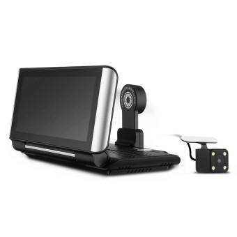 ZEEPIN 683 4G Rearview Mirror Dash Cam Android WiFi GPS ADAS Bluetooth Hands-free Car Driving Recorder - intl