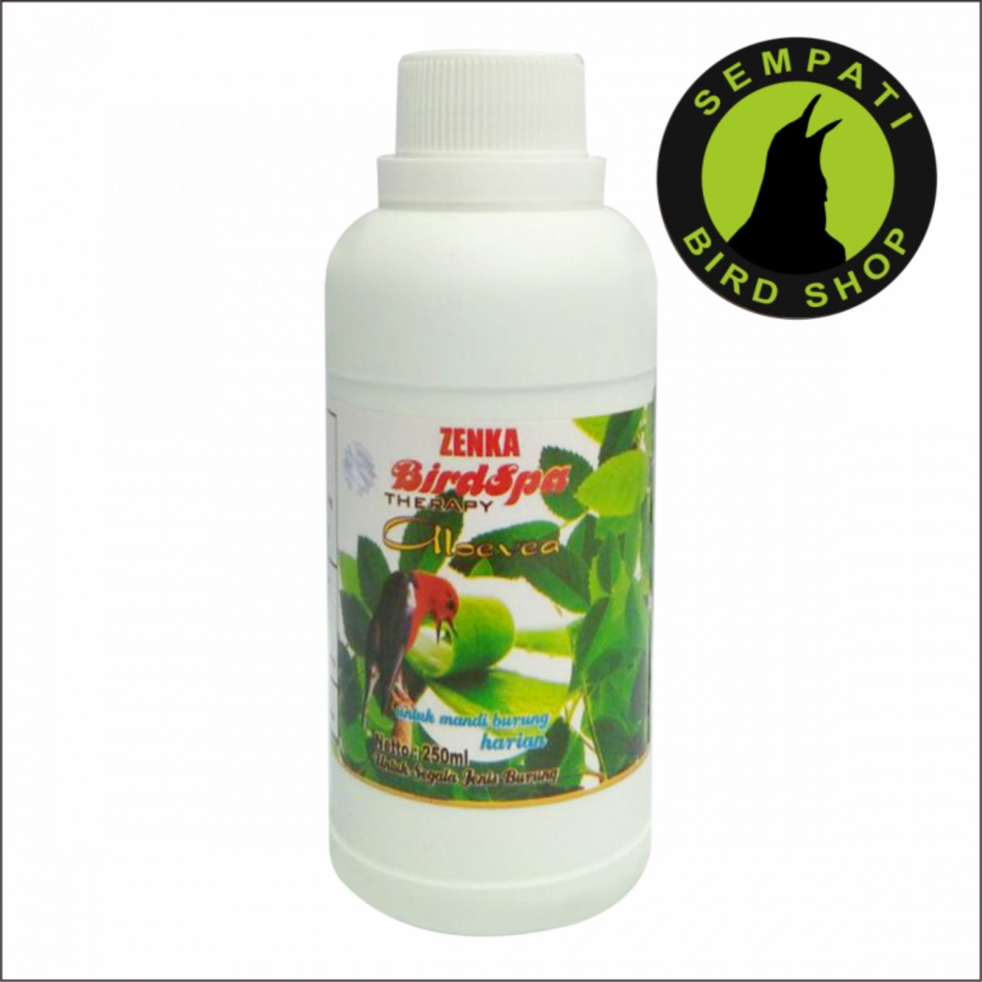 Zenka Bird Spa Alami Bird Care Obat Shampo Burung Pembasmi Kutu