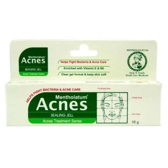 Acnes Mentholatum Sealing Jell - 9g