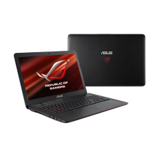 "Asus ROG GL552VX-DM018D - 15.6"" FHD (1920x1080) - Intel Core i7-6700HQ - 4GB DDR4 - 1TB HDD - Black"