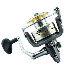 AV-X5000 9+1BB Gear ratio 5.2:1 Anti-reverse Fishing Gear Metal Spinning Fishing Reel