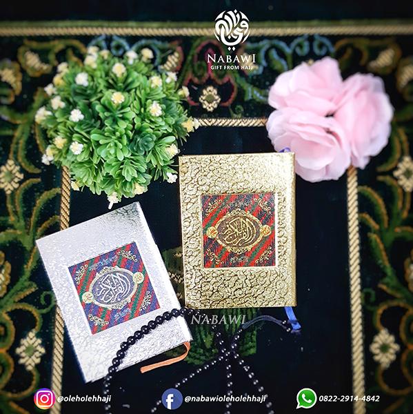 Al Quran Saku Cover Emas Kalamul Ali Rubu Free Tasbih Cantik Mutiara Sintetis Lazada Indonesia