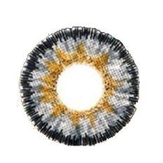 Dreamcolor 1 Softlens Sonic 14.5 mm Softlens/contactlens/lensakontak mata - Cokelat