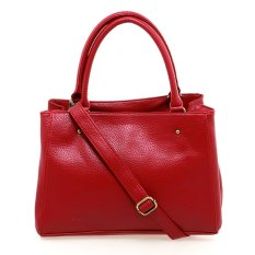 Ease Giselle Tote Bag - Maroon