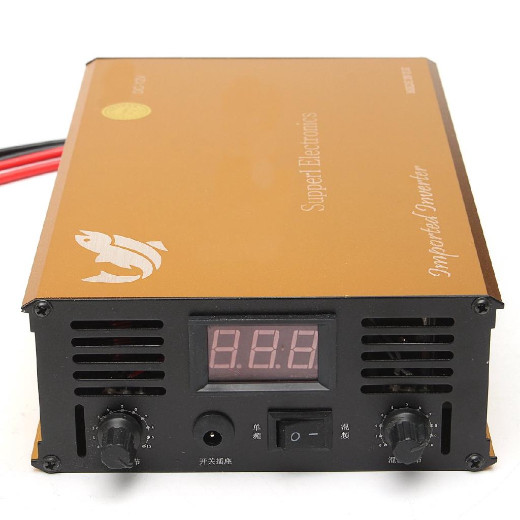 Car Electronics - 1030SMP Fish Stunner ULTRAsonic Inverter Electro Fisher Fishing Machine 12V 36A - Automotive