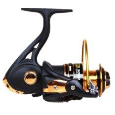 Fishing Reel 12BB 3000 Size Metal Front Drag Spinning Fish Carp Reel Fishing Tackle Metal Handle (Intl)