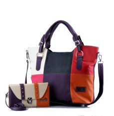 Garsel Handle Bag Bisa Slempang Couple Modis&Cantik - Ferari - 246 Fak 002- Warna-Warni
